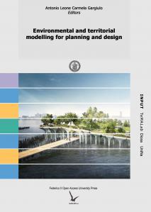 Cover for Environmental and territorial modelling for planning and design