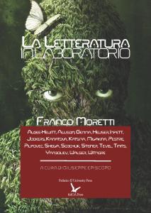 Cover for Literature in the Laboratory