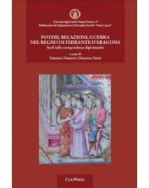 Cover for Powers, relationships, and war in the reign of Ferrante d'Aragona