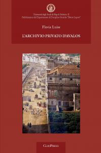 Cover for L' Archivio privato D'Avalos