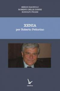 Cover for Xenia for Roberto Pettorino