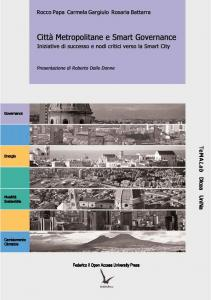 Cover for Metropolitan Areas and Smart Governance. Successful Initiatives and Critical Aspects towards Smart City
