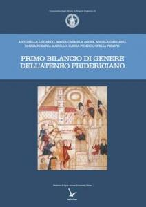 "Cover for First Gender Budgeting of ""Federico II"" University"