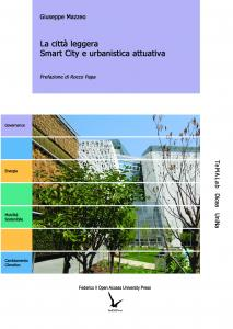 Cover for The lightweight city. Smart city and operative planning