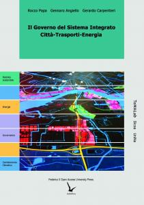 Cover for Integrating Land Use, Transport and Energy Planning