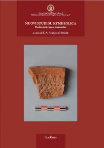 Cover for Nuovi studi su Kyme eolica: produzioni e rotte trasmarine