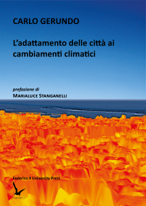 Cover for Urban Adaptation to Climate Change